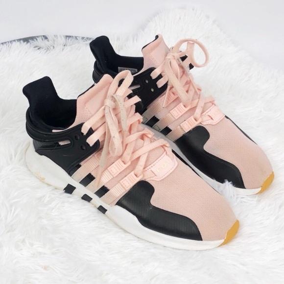 Adidas EQT Icy Pink, Black Women's 5